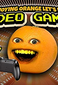 Primary photo for Clip: Annoying Orange Let's Play Video Games!