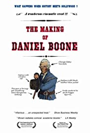 The Making of Daniel Boone Poster