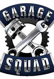 Garage Squad Poster