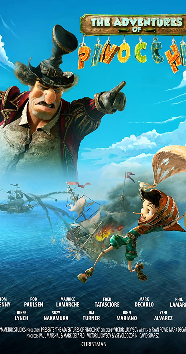 The Adventures Of Pinocchio Imdb