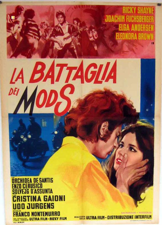 La battaglia dei Mods (1966)