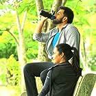 Prithviraj Sukumaran and Priya Anand in Ezra (2017)