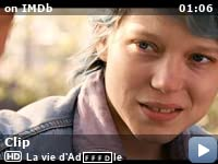 blue is the warmest color فیلم