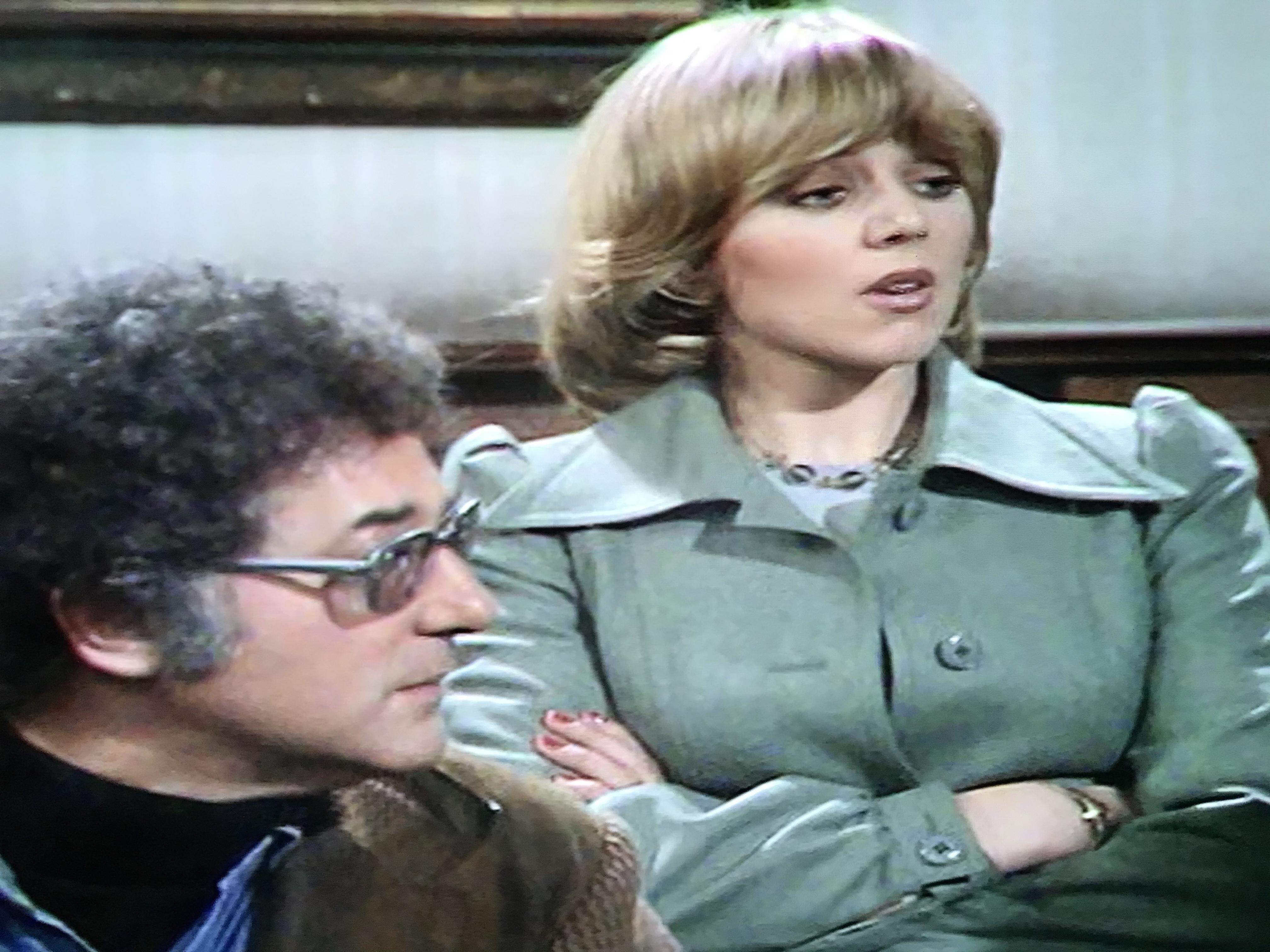 Carol Hawkins and Harry Landis in Whodunnit? (1972)