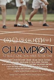 Champion: The Franz Stampfl Story Poster