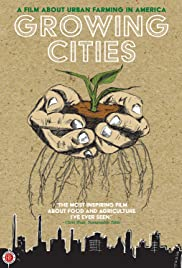 Growing Cities Poster