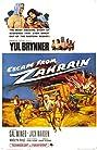 Escape from Zahrain (1962) Poster