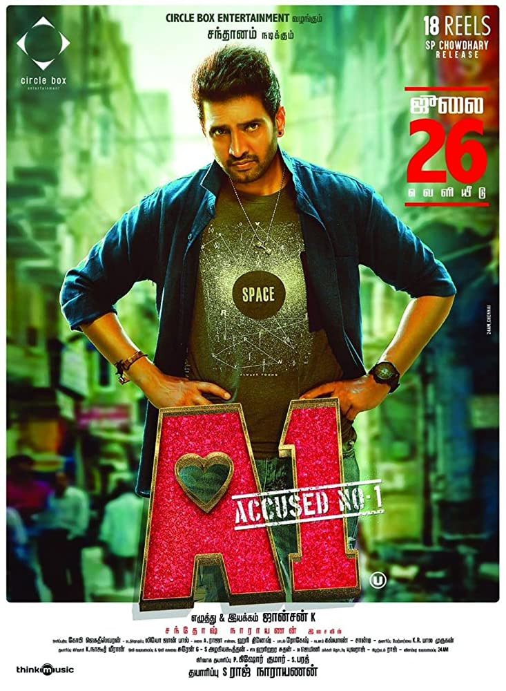 A1 Accused No.1 2019 UNCUT Hindi  720p WEB HDRip