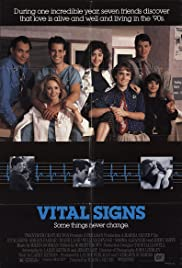 Vital Signs (1990) Poster - Movie Forum, Cast, Reviews