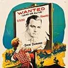 Buck Jones and Marian Nixon in Durand of the Bad Lands (1925)