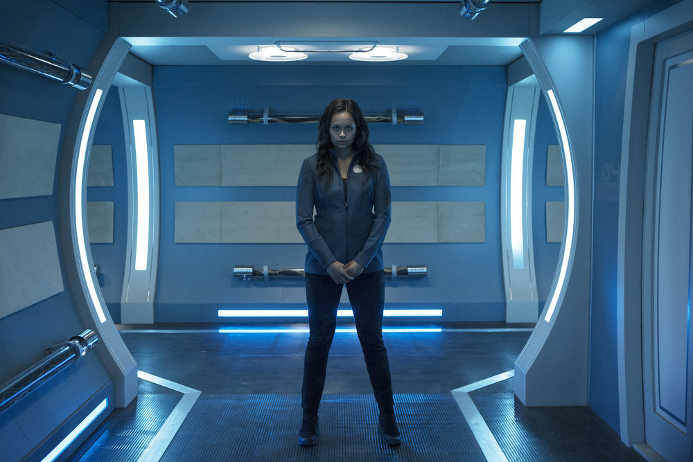 Frankie Adams in The Expanse (2015)