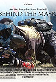 Behind the Mask Show: The Story of the US Mercs Paintball Team Poster