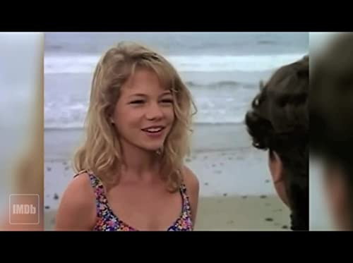 Life Was a Beach for Michelle Williams' First Credit