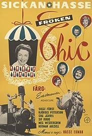 Fröken Chic Poster