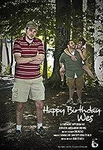 Happy Birthday Wes