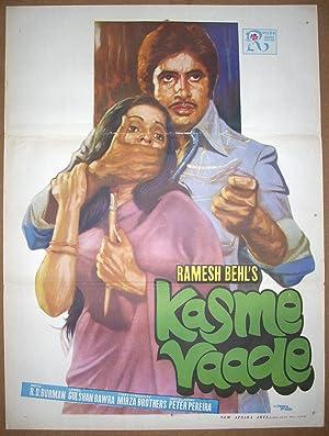 Shahrukh Mirza (screenplay) Kasme Vaade Movie