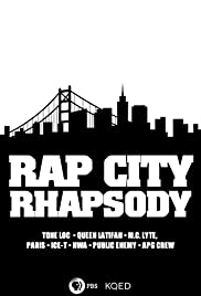 Rap City Rhapsody Poster