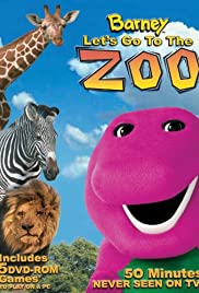 Barney: Let's Go to the Zoo Poster