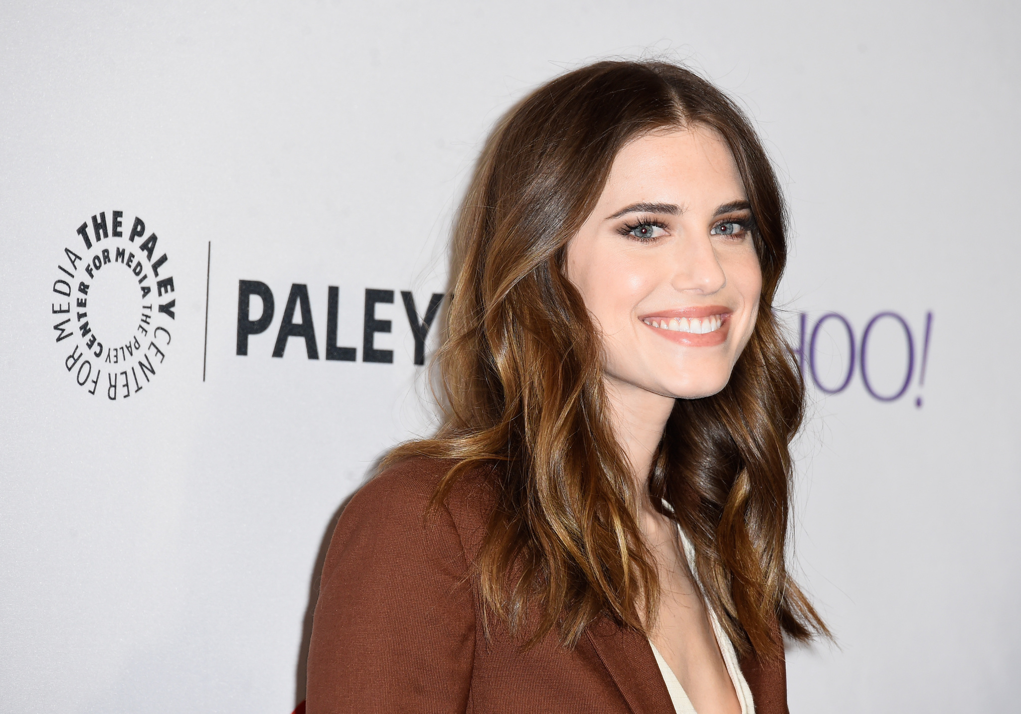 Allison Williams at an event for Girls (2012)