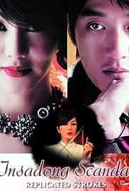 Insadong seukaendeul(2009) Poster - Movie Forum, Cast, Reviews