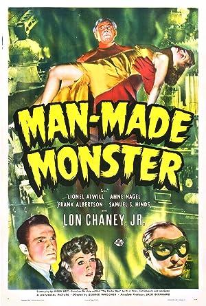 Monstermann verbreitet Schrecken (1941) • 29. September 2021 1940-1949