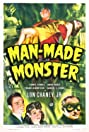 Man Made Monster (1941) Poster
