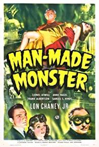 Primary photo for Man Made Monster