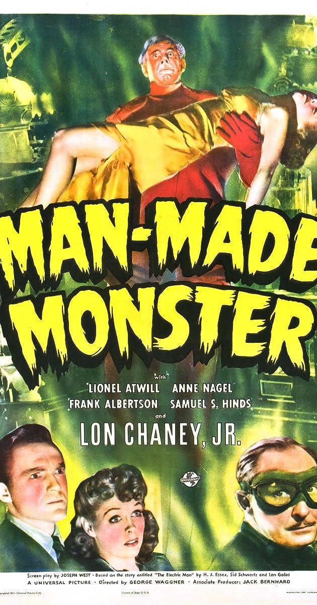 Man Made Monster 1941 Imdb