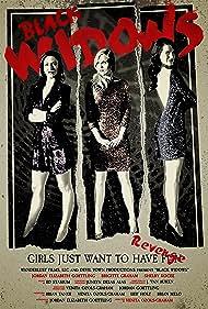 Brigitte Graham, Shelby Kocee, and Jordan Elizabeth in Black Widows (2016)