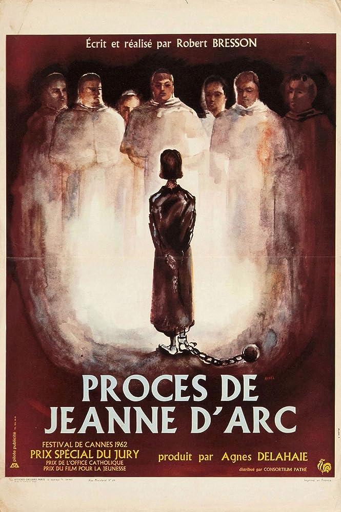 Procès de Jeanne d'Arc (1962)