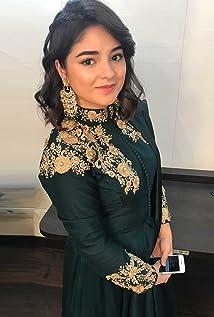 Zaira Wasim Picture