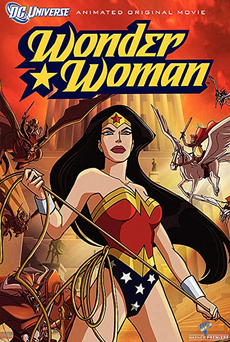 [PG-13] Wonder Woman (2009) English Blu-Ray - 480P | 720P - x264 - 150MB | 600MB - Download & Watch Online  Movie Poster - mlsbd