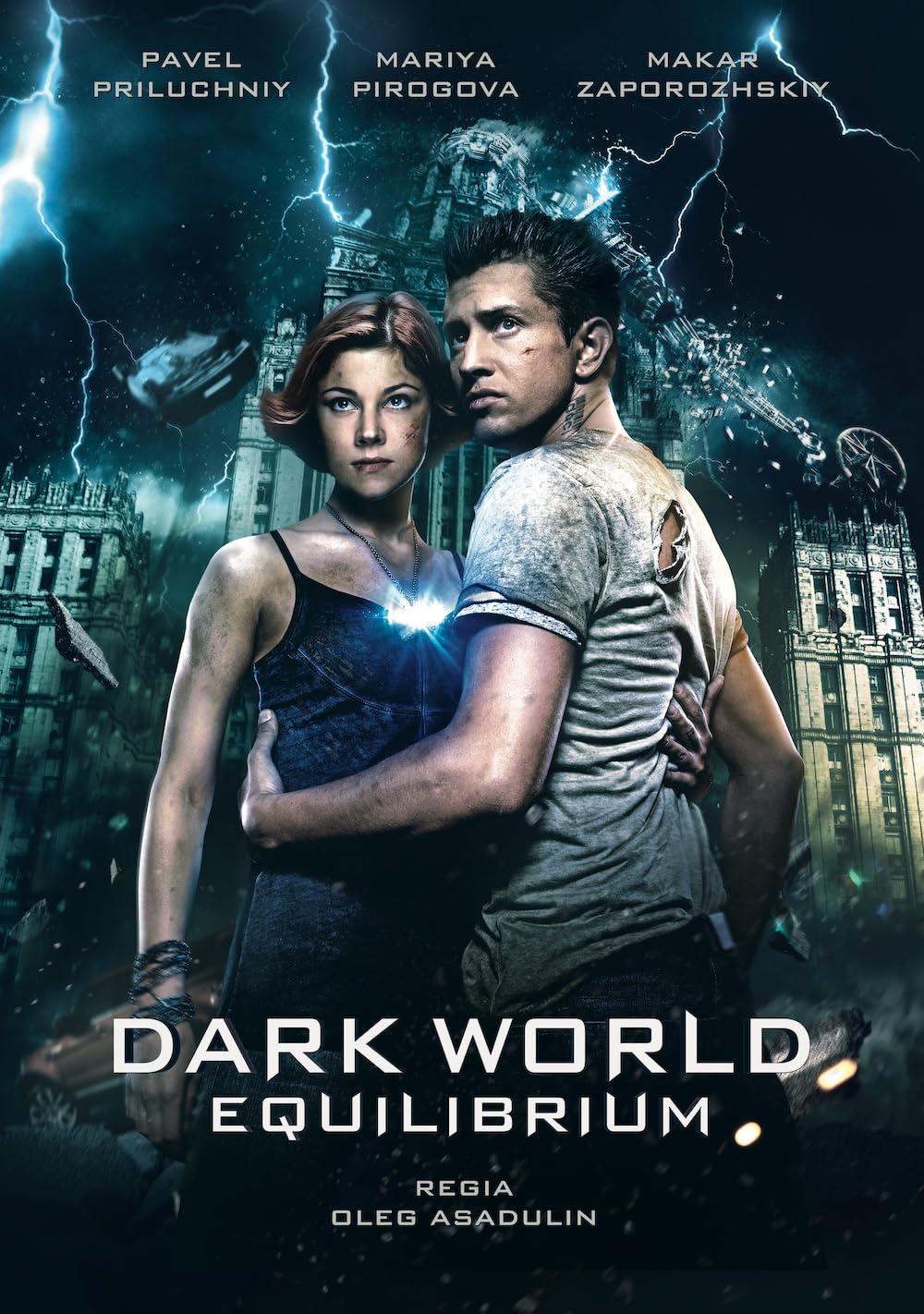 Dark World Equilibrium 2013 Hindi Dubbed 480p HDRip 300MB x264 AAC