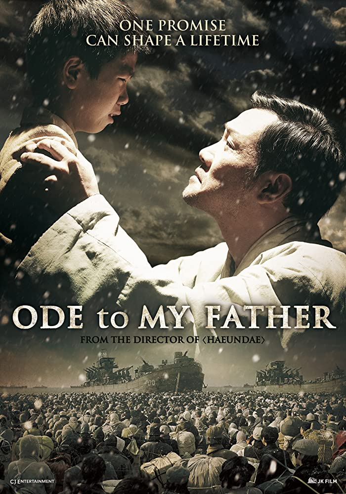 Ode to My Father (2014) Korean 720p Blu-Ray x264 ESubs