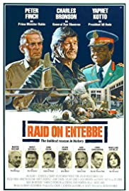 Raid on Entebbe Poster