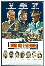 Watch Movie Raid On Entebbe (1977)