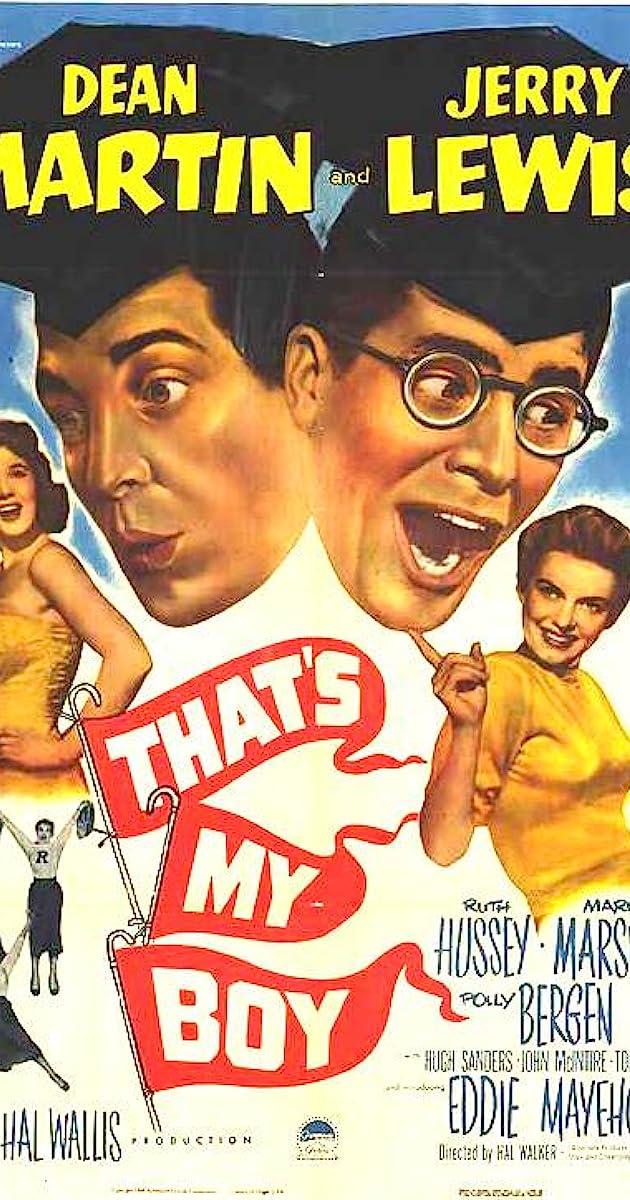 That's My Boy (1951) Subtitles