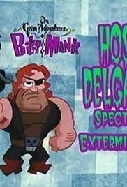 Hoss Delgado: Spectral Exterminator/Evil on Trial/To Eris Human Poster