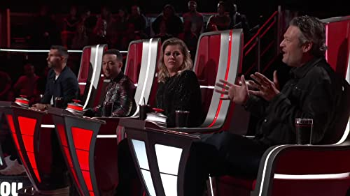 The Voice: The Blind Auditions Premiere: Part Two