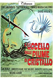The Bird with the Crystal Plumage Poster