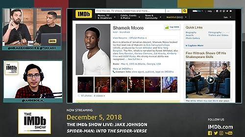 Jake Johnson on Representation in 'Spider-Man: Into The Spider-Verse'