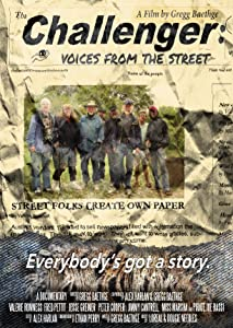 Single link movie downloads Challenger: Voices from the Street by none [360p]