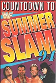 Countdown to SummerSlam 94 Poster