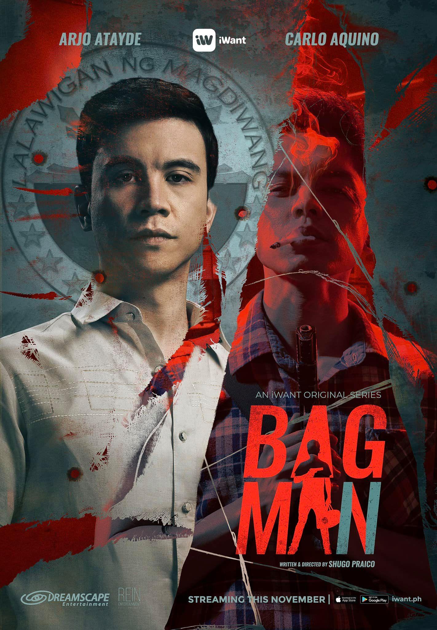Bagman (TV Series 2019– ) - IMDb