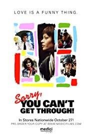 Sorry, You Can't Get Through! Poster