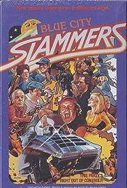 Blue City Slammers Poster