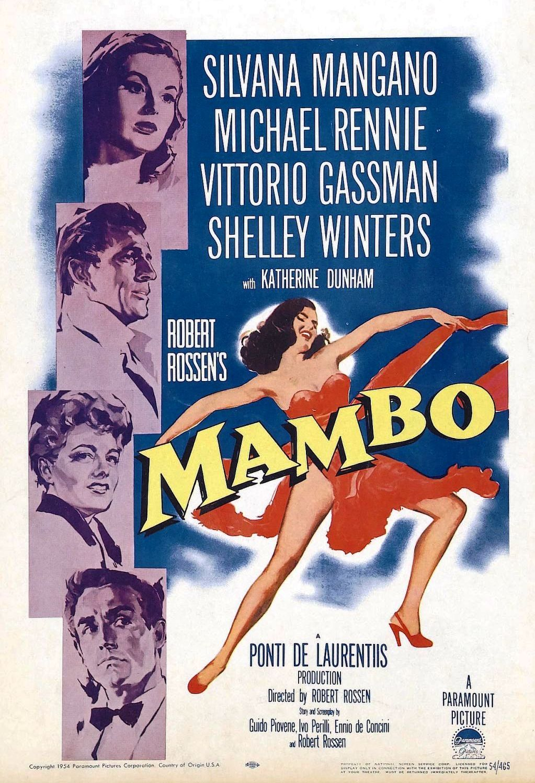 Mambo (1954) - IMDb