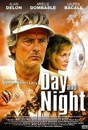 Le jour et la nuit Poster