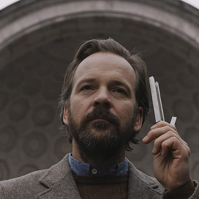 Peter Sarsgaard in The Sound of Silence (2019)