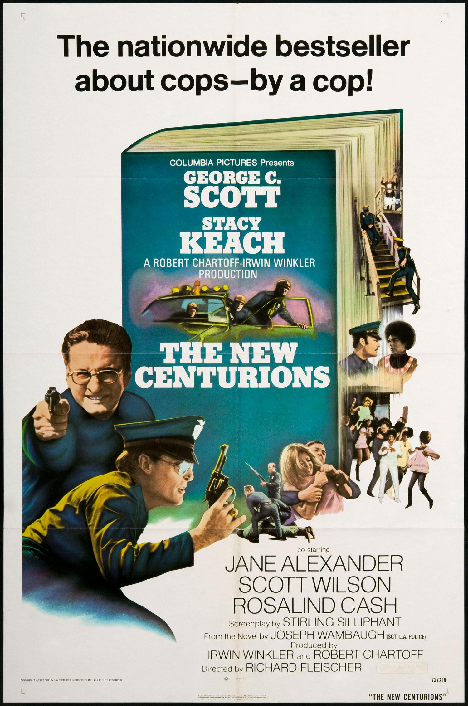 The New Centurions (1972) - IM...